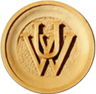 University of Wyoming Medallion