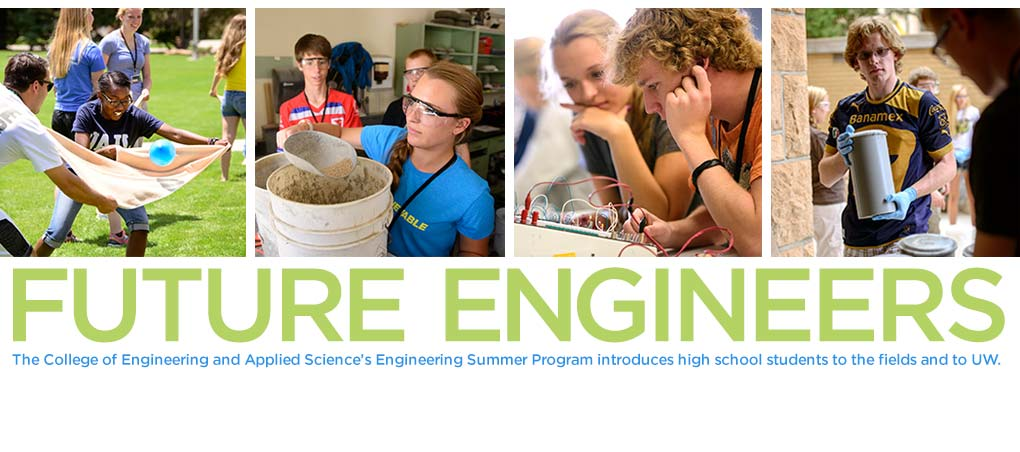 UW STEM Summer Programs