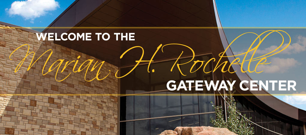 Welcome to the Marian H. Rochelle Gateway Center