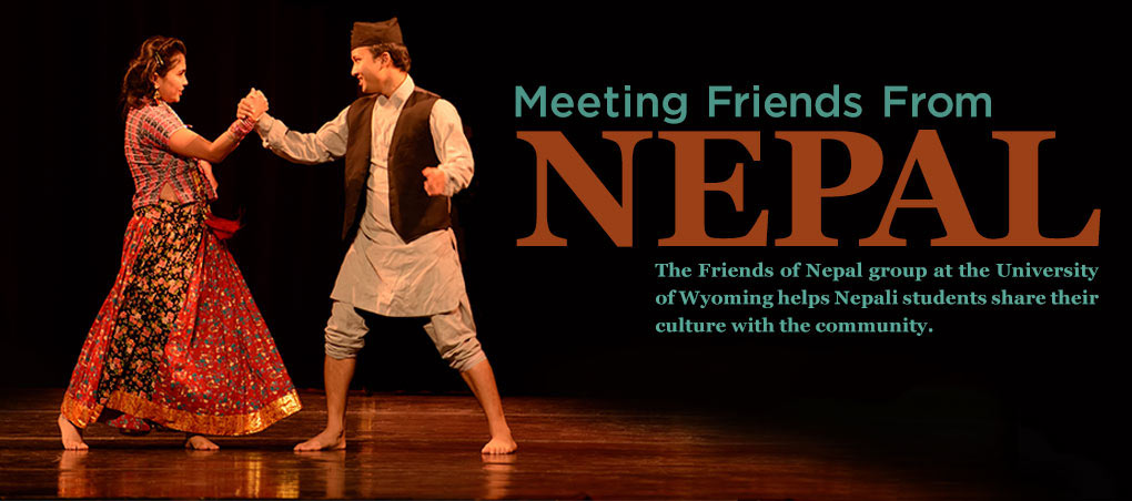 Friends of Nepal group helps Nepali students share their culture with the community