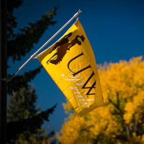 University of Wyoming Pride