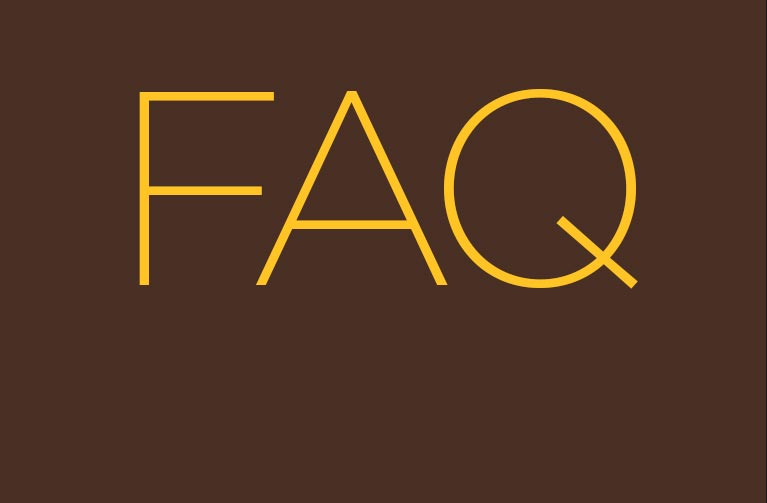FAQ Info graphic