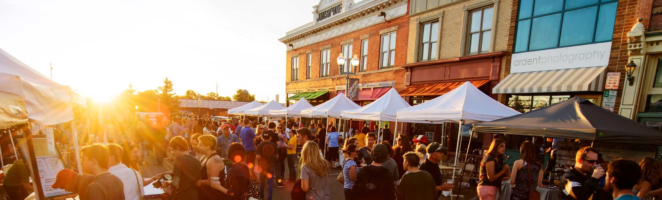 The Downtown Laramie Farmers Market