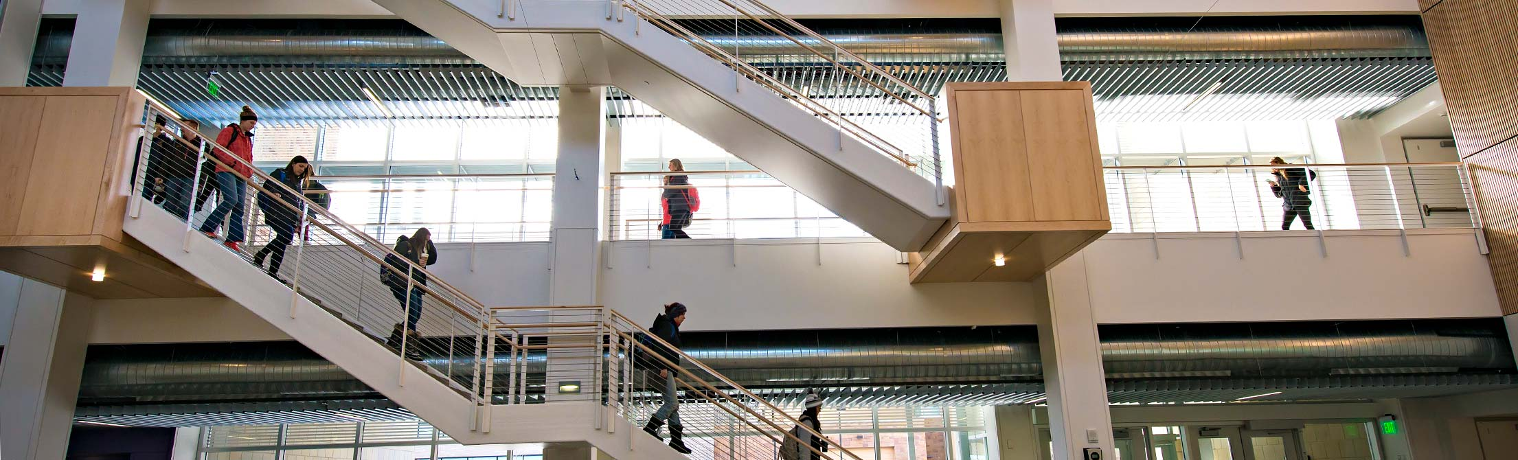 Stem building stairs
