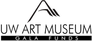 UW Art Museum gala funds logo