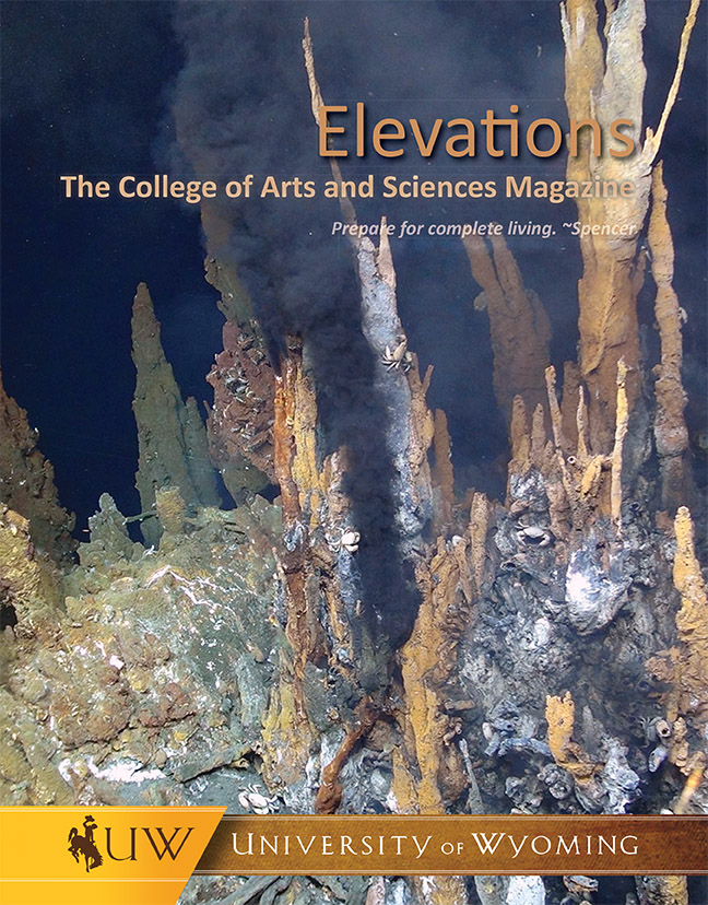 cover of 2017 elevations magazine
