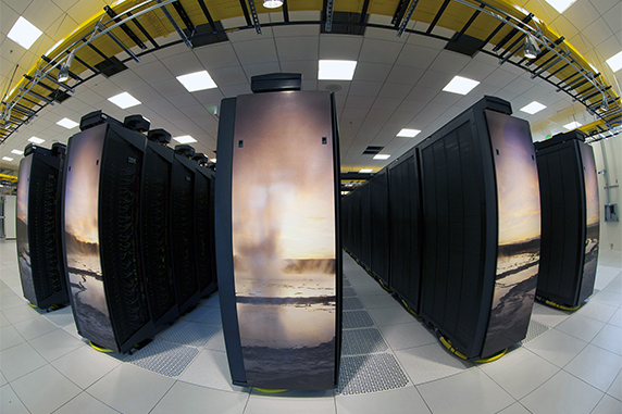 Seven UW Projects Awarded Use of Cheyenne Supercomputer