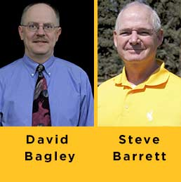 David Bagley, Steve Barrett