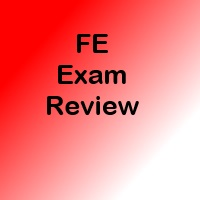 2015 FE Exam Review