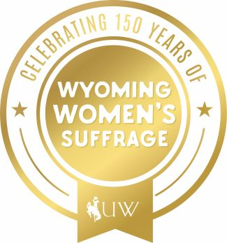 UW Women's Suffrage Logo