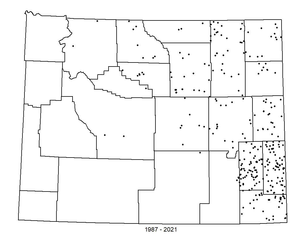 Grasshoppers Of Wyoming And The West College Of