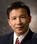 Maohong Fan, professor in the University of Wyoming's Chemical and Petroleum Engineering department