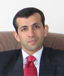 Mohammad Piri, professor in the University of Wyoming's Chemical and Petroleum Engineering department