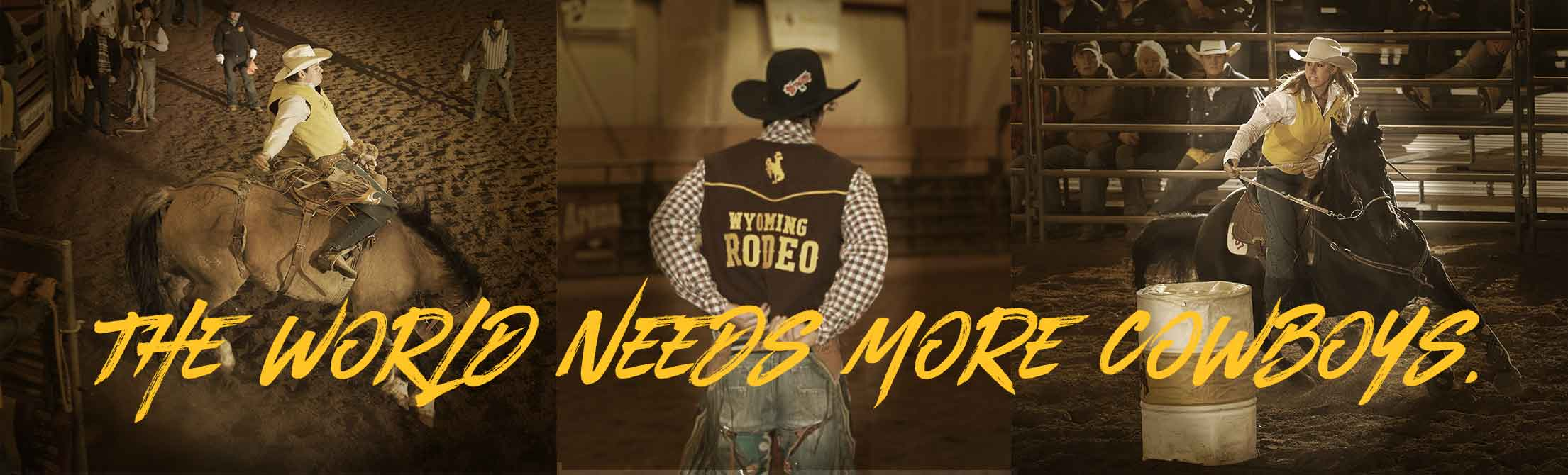 Uw Rodeo University Of Wyoming