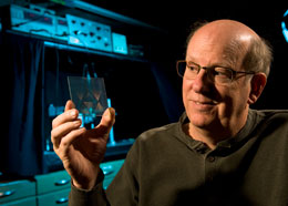 UW Professor's Research Could Result in More Efficient Solar Cells