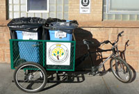 Tailgate Park Recycling Project Enjoys Success
