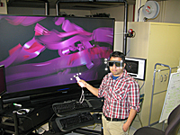 UW Student to Help Create 3-D Animation Software for Scientists 