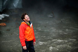 UW Writer-in-Residence Departs for Everest Expedition