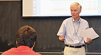 UW Math Program Attracts Researchers From Around World