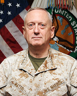 Commander of U.S. Central Command to Speak at UW