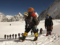 Adventurer Mark Jenkins to Discuss Everest Climb