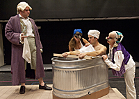 UW Theatre and Dance Season Continues With Revolutionary Play 'Marat/Sade'