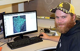 Computer Science Student to Help Researchers Map Hydrology of Colorado River Basin
