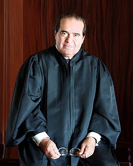 U.S. Supreme Court Justice to Speak at UW
