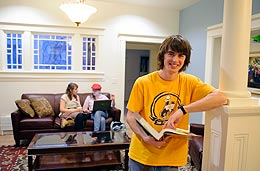 UW Honors Program Now Has Home of Its Own | News ...
