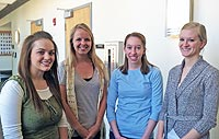 UW Nursing Students Gain Undergraduate Research Experience
