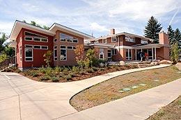 UW's Bim Kendall House Awarded Prestigious LEED Building Certification