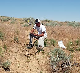 UW Professors Explore Climate Impacts on Bighorn Basin Populations Over the Last 13,000 Years