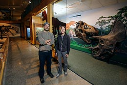 UW Geological Museum Reopens Jan. 12