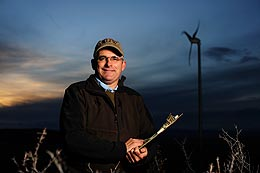UW Wind Research Study Has Potential to Diversify State's Economy, Provide Energy to California