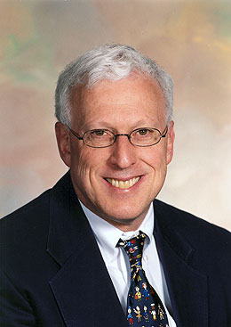 Dr. Robert Sternberg, the next president of the University of Wyoming starting July 1.