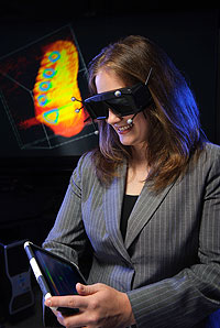 UW Professor Helps Scientists Analyze Their Research in 3-D 