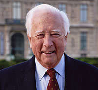 Pulitzer Prize-winning Author David McCullough at UW April 16