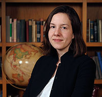 UW's Erin Forbes Awarded Huntington Fellowship
