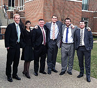 Two UW College of Law Teams Reach Elite Eight in National Energy Competition