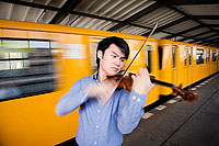 Cultural Program Violinist Ray Chen to Perform at UW