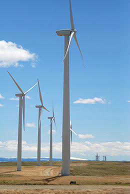 UW Study Determines Wyoming Wind Could Benefit Colorado Economically