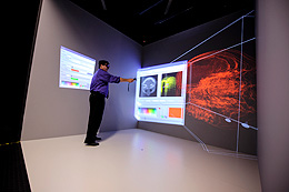 Shell 3-D Visualization Lab Offers Detailed Views on Energy-Related Research