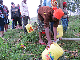 UW-Led Group Brings Water to Community in Kenya