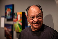 Cheech Marin's Art Subject of UW Television Program Sunday