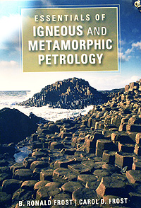 Two UW Professors Publish Textbook on Basic Principles of Igneous and Metamorphic Rocks