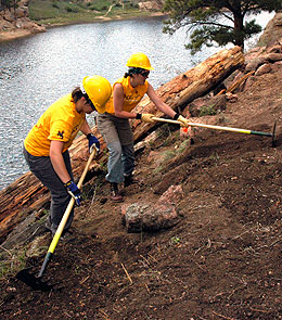 Wyoming Conservation Corps Will Be Back at Work This Summer