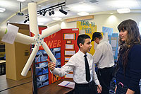 Casper, Greybull, Laramie and Veteran Students Win State Science Fair Competition