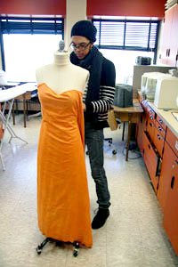 UW Students Recycle Garments to Highlight Fashion Sustainability