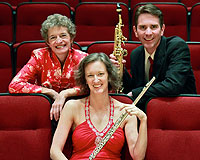 Verismo Trio to Perform April 13 at UW