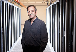 UW's Mavriplis Advises NASA on Supercomputing Future